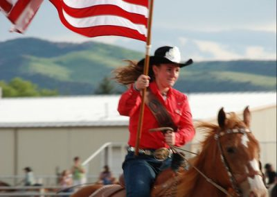 Meeker Summer Rodeo Series Events