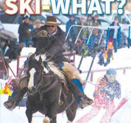 Meeker Skijoring