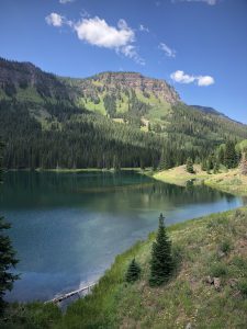 Marvine Lake
