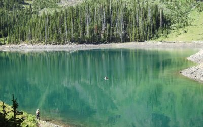 Mirror Lake Trail Offers Fantastic Fishing Opportunities